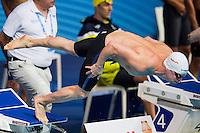 Steffen Deibler GER team <br /> Men's 4x100m Freestyle relay heats<br /> Swimming<br /> 15th FINA World Aquatics Championships<br /> Barcelona 19 July - 4 August 2013<br /> Palau Sant Jordi, Barcelona (Spain) 28/07/2013 <br /> © Giorgio Perottino / Deepbluemedia.eu / Insidefoto