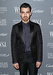 Singer and actor Joe Jonas arrives at the WSJ. Magazine 2017 Innovator Awards at The Museum of Modern Art in New York City, on November 1, 2017.