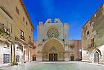 Europe, Spain, Catalonia, Tarragona, Tarragona Cathedral