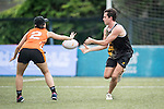 Commonwealth Bank of Australia vs PwC Hong Kong during Swire Touch Tournament on 03 September 2016 in King's Park Sports Ground, Hong Kong, China. Photo by Marcio Machado / Power Sport Images