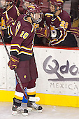 Chris Zarb - The Ferris State Bulldogs defeated the University of Denver Pioneers 3-2 in the Denver Cup consolation game on Saturday, December 31, 2005, at Magness Arena in Denver, Colorado.