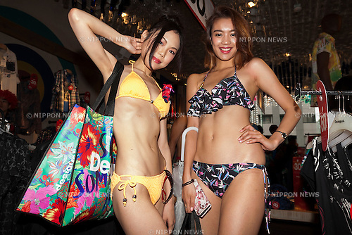 good selling hot sale online 50% off Desigual ''Seminaked in Red'' 2015 | Nippon News