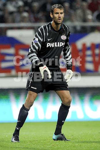 voetbal sc heerenveen - psv eredivisie seizoen 2010-2011 07-08-2010 andreas isaksson