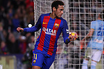 04.03.2017 Barcelona. La Liga game 26. Picture show Neymar in action during game between FC Barcelona against Celta at Camop Nou