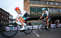 Picture by Alex Whitehead/SWpix.com - 11/05/2017 - Cycling - Tour Series Round 2, Stoke-on-Trent - Madison Genesis.