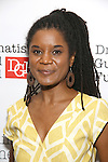 Chisa Hutchinson attends the reception for Dramatists Guild Fund Fellows Presentation 2015-2016 at Playwrights Horizons on September 19, 2016 in New York City.