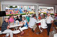 19-06-13, Netherlands, Rosmalen,  Autotron, Tennis, Topshelf Open 2013, , KNLTB Plaza<br /> Photo: Henk Koster