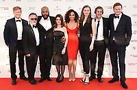 Cast of Girl From The North Country at The Old Vic Bicentenary Ball held at The Old Vic, The Cut, Lambeth, London, England, UK on Sunday13 May 2018.<br /> CAP/MV<br /> &copy;Matilda Vee/Capital Pictures