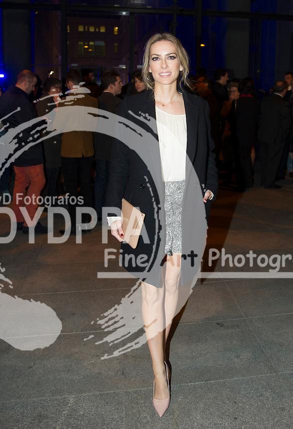 Spanish actress Kira Miro