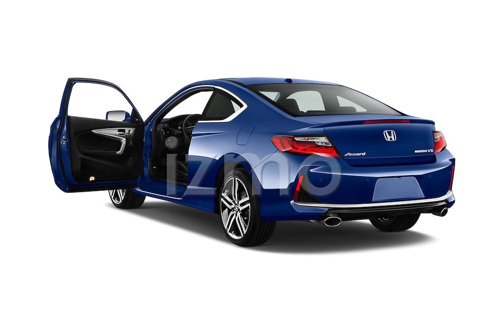 Car images of 2017 Honda Accord Touring 2 Door Coupe Doors
