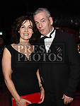Martin and Matilda Curran at the ABACAS Ball in the Westcourt Hotel. Photo:Colin Bell/pressphotos.ie