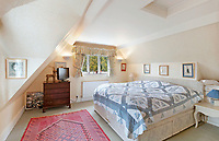 BNPS.co.uk (01202 558833)<br /> Pic: Fine&Country/BNPS<br /> <br /> Perfect corner of Ashdown forest...<br /> <br /> A beautiful country home in the heart of Ashdown Forest, the home of Winnie the Pooh, is on the market for £2.25m.<br /> <br /> End House is in a secluded spot of almost five acres in the East Sussex forest, with the nearest village about a mile away.<br /> <br /> The property has its own small stream for playing Pooh sticks and the new owner would have 'Commoner Rights' to use the 6,500-acre forest for grazing and wood cutting.<br /> <br /> Author AA Milne, who lived on the edge of Ashdown Forest, used the woodland there as the setting for his famous books about his son Christopher Robin's stuffed bear.