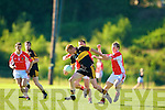 Dr Crokes v West Kerry  in the Kerry County Championship at Killarney on Sunday.