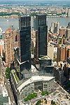 The Time Warner Center at Columbus Circle in New York, NY.