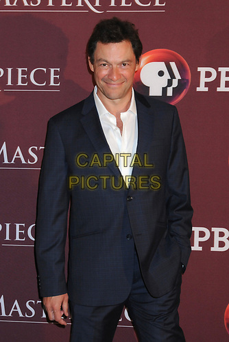 "08 April 2019 - New York, New York - Dominic West at Times Talk with cast of ""LES MISERABLES"" at the Times Center. <br /> CAP/ADM/LJ<br /> ©LJ/ADM/Capital Pictures"