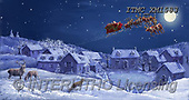 Marcello, CHRISTMAS SANTA, SNOWMAN, WEIHNACHTSMÄNNER, SCHNEEMÄNNER, PAPÁ NOEL, MUÑECOS DE NIEVE, paintings+++++,ITMCXM1583,#X#