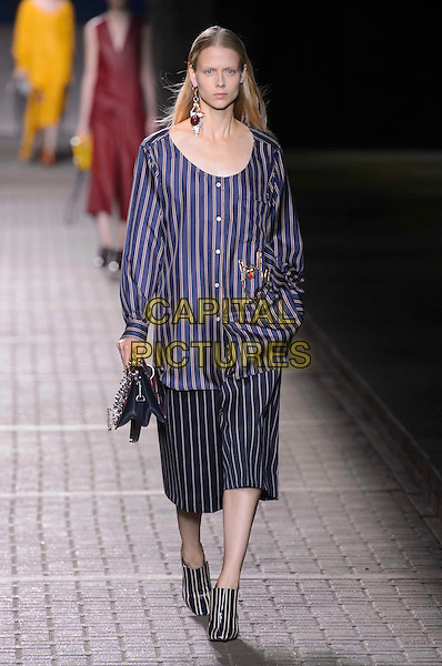 MULBERRY<br /> London Fashion Week, Ready to Wear, FW17<br /> on September 18, 2016<br /> CAP/GOL<br /> &copy;GOL/Capital Pictures
