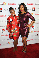 www.acepixs.com<br /> February 7, 2017  New York City<br /> <br /> Star Jones and Laila Ali attending the 14th annual Woman's Day Red Dress Awards at Jazz at Lincoln Center on February 7, 2017 in New York City.<br /> <br /> Credit: Kristin Callahan/ACE Pictures<br /> <br /> <br /> Tel: 646 769 0430<br /> Email: info@acepixs.com