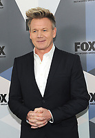 NEW YORK, NY - MAY 14: Gordon Ramsay at the 2018 Fox Network Upfront at Wollman Rink, Central Park on May 14, 2018 in New York City.  <br /> CAP/MPI/PAL<br /> &copy;PAL/MPI/Capital Pictures