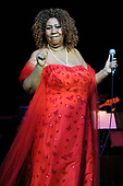 HOLLYWOOD, FL - MARCH 16 : Aretha Franklin performs at Hard Rock live held at the Seminole Hard Rock hotel and casino on March 16, 2010 in Hollywood Florida. : Credit Larry Marano © 2010