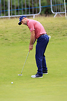 Oliver Wilson (ENG) on the 10th during Round 2 of the Aberdeen Standard Investments Scottish Open 2019 at The Renaissance Club, North Berwick, Scotland on Friday 12th July 2019.<br /> Picture:  Thos Caffrey / Golffile<br /> <br /> All photos usage must carry mandatory copyright credit (© Golffile | Thos Caffrey)