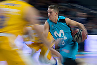 Movistar Estudiantes Ludde Hakanson during Liga Endesa match between Estudiantes and UCAM Murcia at Wizink Center in Madrid, Spain. December 03, 2017. (ALTERPHOTOS/Borja B.Hojas) /NOrtePhoto.con NORTEPHOTOMEXICO