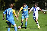 NELSON, NEW ZEALAND - APRIL 23: MPL Nelson Suburbs v Coastal Spirit at Saxton Field on April 23, 2017 in Nelson, New Zealand. (Photo by: Chris Symes/Shuttersport Limited)