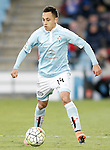 Celta de Vigo's Fabian Orellana during La Liga match. February 27,2016. (ALTERPHOTOS/Acero)