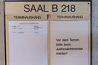 Prozess gegen die Berliner Gynaekologinnen Bettina Gaber und Verena Weyer am Freitag den 14. Juni 2019 vor dem Amtsgericht Berlin. Die Aerztinnen sollen auf ihrer Internetseite fuer Schwangerschaftsabbrueche geworben und damit gegen das Werbeverbot fuer Schwangerschaftsabbrueche verstossen haben. Bettina Gaber und Verena Weyer hatten auf ihrer Homepage ihrer Praxis angegeben, dass ein medikamentoeser, narkosefreier Schwangerschaftsabbruch zu den Leistungen gehoere.<br /> 14.6.2019, Berlin<br /> Copyright: Christian-Ditsch.de<br /> [Inhaltsveraendernde Manipulation des Fotos nur nach ausdruecklicher Genehmigung des Fotografen. Vereinbarungen ueber Abtretung von Persoenlichkeitsrechten/Model Release der abgebildeten Person/Personen liegen nicht vor. NO MODEL RELEASE! Nur fuer Redaktionelle Zwecke. Don't publish without copyright Christian-Ditsch.de, Veroeffentlichung nur mit Fotografennennung, sowie gegen Honorar, MwSt. und Beleg. Konto: I N G - D i B a, IBAN DE58500105175400192269, BIC INGDDEFFXXX, Kontakt: post@christian-ditsch.de<br /> Bei der Bearbeitung der Dateiinformationen darf die Urheberkennzeichnung in den EXIF- und  IPTC-Daten nicht entfernt werden, diese sind in digitalen Medien nach §95c UrhG rechtlich geschuetzt. Der Urhebervermerk wird gemaess §13 UrhG verlangt.]