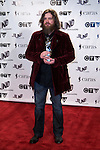 Kevin Churko, winner of the 2009 Juno for 'Recording Engineer of the Year' poses at the media wall, Saturday March 28th, 2009, at the Westin Bayshore Hotel in Vancouver.  (Scott Alexander/pressphotointl.com)