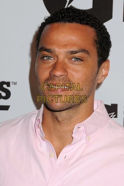 JESSE WILLIAMS.Gatorade G Series Fit Launch Event held at the SLS Hotel, Los Angeles, California, USA..April 12th, 2011.headshot portrait pink stubble facial hair .CAP/ADM/BP.©Byron Purvis/AdMedia/Capital Pictures.