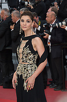 Clotilde Courau at the premiere for &quot;The Meyerowitz Stories&quot; at the 70th Festival de Cannes, Cannes, France. 21 May  2017<br /> Picture: Paul Smith/Featureflash/SilverHub 0208 004 5359 sales@silverhubmedia.com