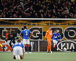 03.10.2019 Young Boys of Bern v Rangers: Rangers gutted after injury time winner
