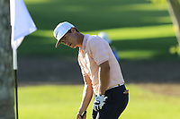 Thorbjorn Olesen (DEN) at the 16th green during Friday's Round 2 of the 2018 Turkish Airlines Open hosted by Regnum Carya Golf &amp; Spa Resort, Antalya, Turkey. 2nd November 2018.<br /> Picture: Eoin Clarke | Golffile<br /> <br /> <br /> All photos usage must carry mandatory copyright credit (&copy; Golffile | Eoin Clarke)
