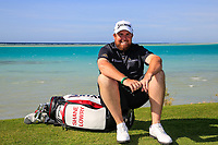 Shane Lowry (IRL) on the 16th tee during the Pro-Am at the Saudi International powered by Softbank Investment Advisers, Royal Greens G&CC, King Abdullah Economic City,  Saudi Arabia. 29/01/2020<br /> Picture: Golffile | Fran Caffrey<br /> <br /> <br /> All photo usage must carry mandatory copyright credit (© Golffile | Fran Caffrey)