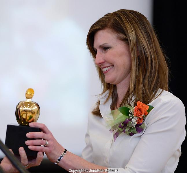 ExCEL Award Gina Kimery, Farmer Elementary