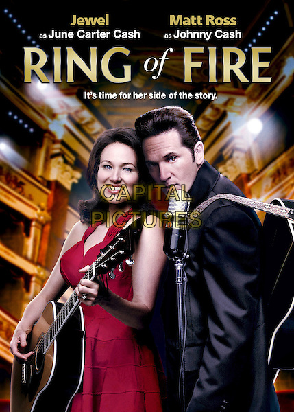 DVD COVER ART<br /> in Ring of Fire (2013)<br /> *Filmstill - Editorial Use Only*<br /> CAP/FB<br /> Supplied by Capital Pictures