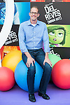 """Director Pete Docter attends to the premiere of the film """"Inside Out ( Al Revés)"""" at Callao Cinemas in Madrid, Spain. July 15, 2015.<br />  (ALTERPHOTOS/BorjaB.Hojas)"""