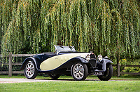 BNPS.co.uk (01202 558833)<br /> Pic: Bonhams/BNPS<br /> <br /> Racing heritage... This Type 55 took part in the 1932 Le Mans 24-Hour race<br /> <br /> A classic car bought by a British motoring enthusiast for £750 before it was nearly written off by a drunk driver has sold for £3.8m.<br />  <br /> The 1932 Bugatti Type 55 roadster belonged to the late Geoffrey St John for over 50 years until his death last February.<br /> <br /> In 1994 he was badly injured when the motor was ploughed into by a drunk driver in France.<br /> <br /> Luckily the car - then valued at about £1m - could be salvaged and repaired.