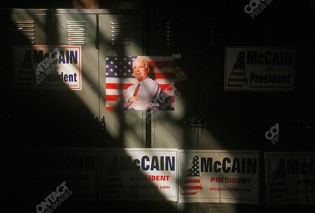 Senator John McCain (R-Arizona). Washington, DC, USA, July 1996
