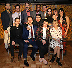 The Cast & Creative Team attend the Opening Night Press Reception for the Roundabout Theatre Company/Roundabout Underground production of 'Bobbie Clearly' at The Black Box Theatre on April 3, 2018 in New York City.