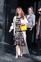 NEW YORK, NY March 08: Roma Downey at Good Day NY in New York City on March 08, 2018   <br /> CAP/MPI/RW<br /> &copy;RW/MPI/Capital Pictures