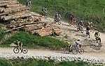 2019 Trentino MTB Challenge - Ride the Nature - 1000 Grobbe Bike Challenge - 100 Km dei Forti  il 09/06/2019 a Lavarone,  Leader Scott Racing Team<br />  © Pierre Teyssot / Mosna