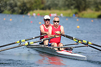 Race: 97  MasD.2x  Final<br /> <br /> Peterborough Summer Regatta 2018 - Saturday<br /> <br /> To purchase this photo, or to see pricing information for Prints and Downloads, click the blue 'Add to Cart' button at the top-right of the page.