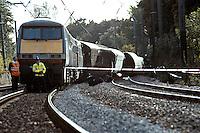 Hatfield rail crash. .©shoutpictures.com..john@shoutpictures.com