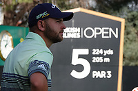 Jordan Smith (ENG) during the final round of the Turkish Airlines Open, Montgomerie Maxx Royal Golf Club, Belek, Turkey. 10/11/2019<br /> Picture: Golffile | Phil INGLIS<br /> <br /> <br /> All photo usage must carry mandatory copyright credit (© Golffile | Phil INGLIS)