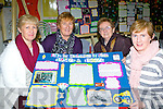 Maureen Dennehy, Mary Hickey, Bina Kerins and Joan O'Sullivan enjoying the Raheen NS reunion on Thursday evening