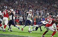 Tom Brady QB New England Patriots.<br /> New England Patriots v Atlanta Falcons, Super Bowl LI,