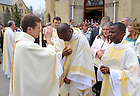 Ordination, 2009..Photo by Matt Cashore/University of Notre Dame