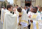 4.18.09 Ordination 11.jpg by Matt Cashore/Photo by Matt Cashore ©Universit